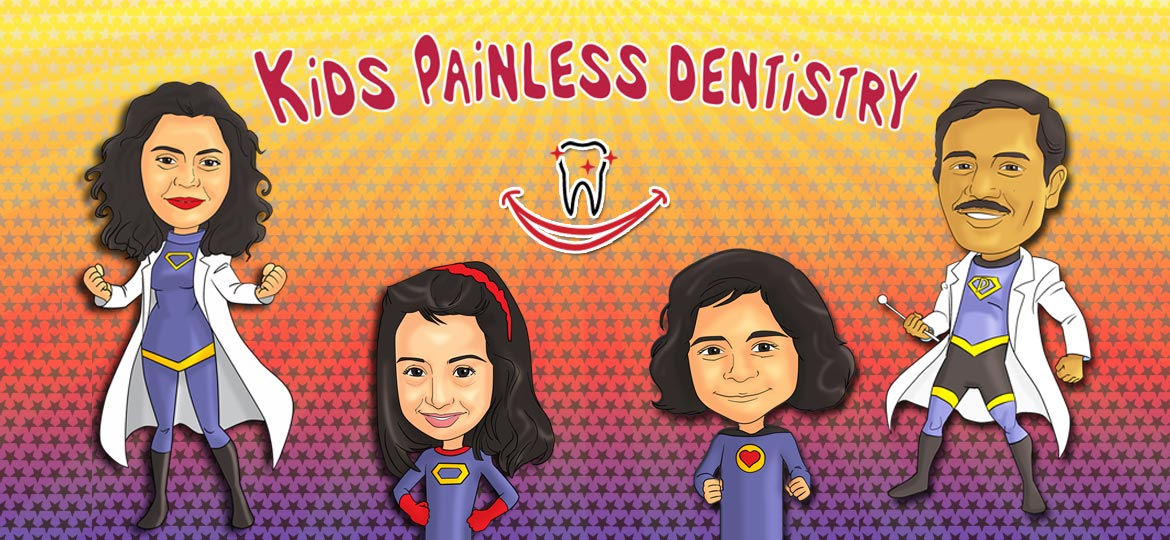 Kids Painless Dentistry - Activity 01